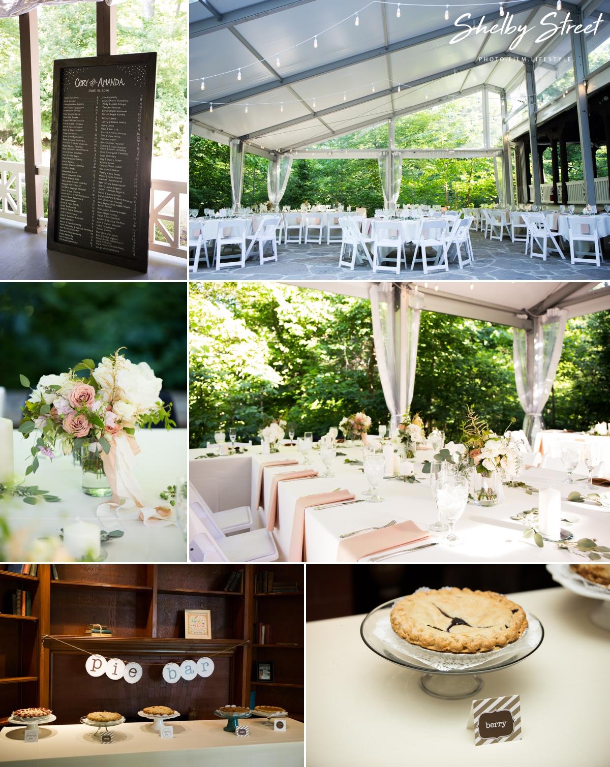 Cincinnati Nature Center Summer Wedding